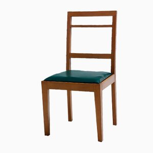Mid-Century Modern Brazilian Chairs in Peroba do Campo Wood, 1960s, Set of 8