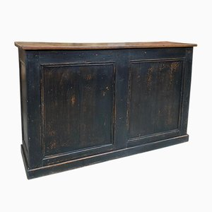Patinated Counter, 1950s