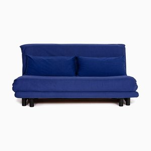 Blue Fabric Multy Sofa Bed from Ligne Roset