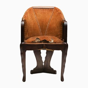 Amsterdam School Chair from 't Woonhuys, 1920s