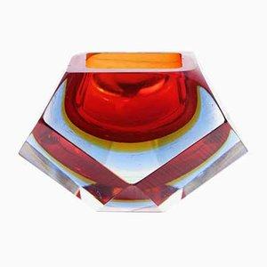 Mid-Century Murano Glass Ashtray or Vide Poche