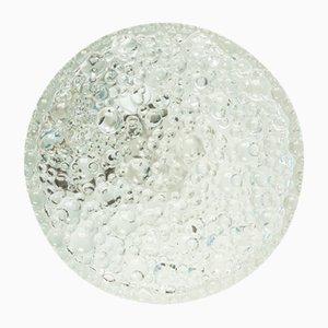 Bubble Glas Wand- und Deckenlampe von Glashütte Limburg, 1960er