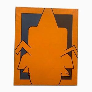 Anthropomorphes Element von Renato Volpini, 1968