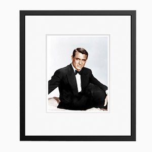 Cary Grant Framed in Black by Everett Collection