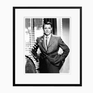 Cary Grant in Notorious Archival Pigment Print Framed in Black by Everett Collection