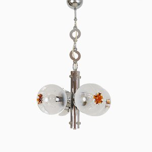 Ceiling Lamp from Mazzega, Italy, 1970s