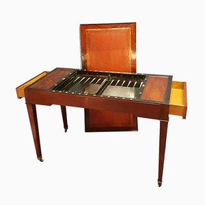 Late-18th Century Game Table, 1798