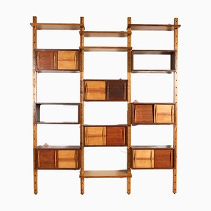 Mid-Modern Shelf Unit in the Style of Perriand & Le Corbusier, 1970s