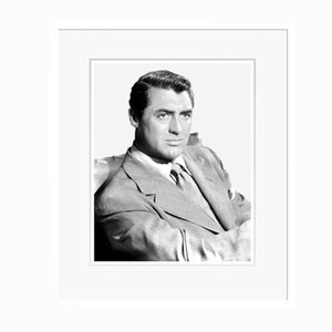 Brooding Grant Archival Pigment Print Framed in White by Everett Collection