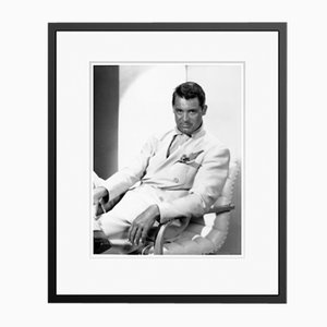 Cary Grant Archival Pigment Print Framed in Black