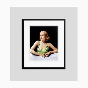 Carole Lombard Framed in Black by Everett Collection