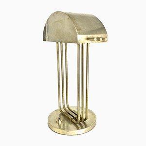 Lámpara de mesa de lujo de Marcel Breuer, Paris, años 40
