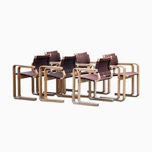 Mid-Century Model 5331 Chair by Rud Thygesen & Johnny Sorensen for Magnus Olsen