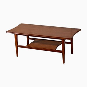 Teak Coffee Table by Richard Hornby for Heal's, 1960s