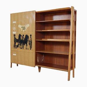 Bücherregal, 1960er