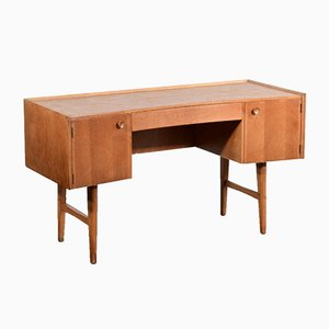 Mid-Century Modern Oak Desk from Meredew, 1960s