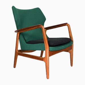 Mid-Century Lounge Chair by Aksel Bender Madsen for Bovenkamp, 1960s