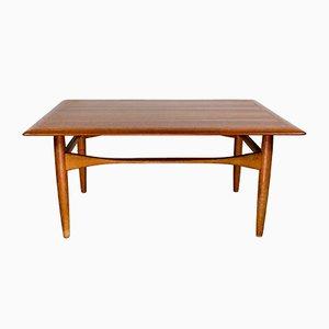Table Basse Mid-Century par Aksel Bender Madsen pour Bovenkamp, 1960s