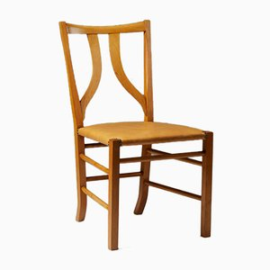 Modell 2027 Stuhl von Josef Frank für Svenskt Tenn, 1950er