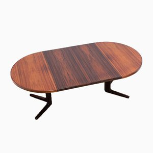 Mid-Century Danish Rosewood Dining Table by Vejle Stole Mobelfabrik
