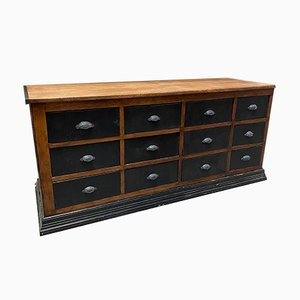 Craft Cabinet in Oak, 1940s