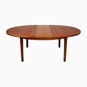 Mid-Century Teak Dining Table by William Lawrence