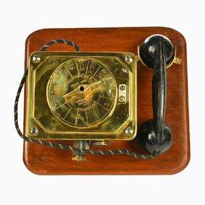 Amerikanisches Vintage Bootstelefon