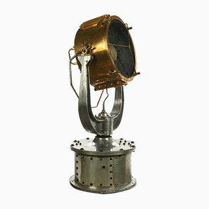 Vintage Iron and Brass Boat Projector