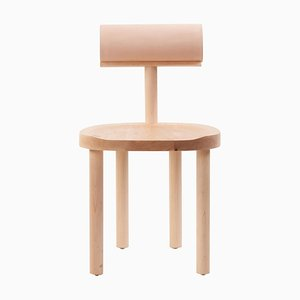 Una Maple Chair by Estudio Persona