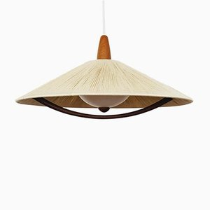 Large Pendant Ceiling Lamp from Temde, 1960s