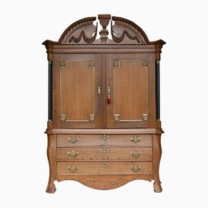 19th Century Dutch Cupboard