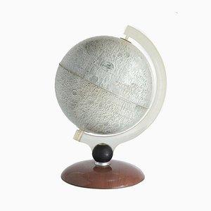 Mid-Century Italian Moon Globe from Rico Firenze, 1960s