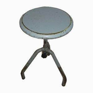 Italian Iron Stool, 1950s