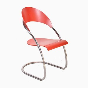 S36 Cantilever Chair by Hans Luckhardt for Thonet, 1990s