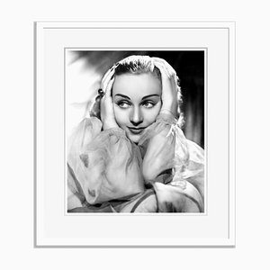 Lombard Archival Pigment Print Framed in White by Everett Collection