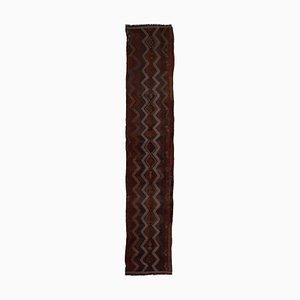 Vintage Long Jajim Kilim Runner Rug, 1970s