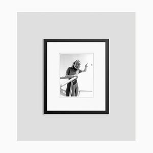 Up There? Archival Pigment Print Framed in Black by Everett Collection