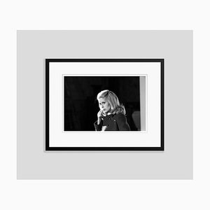 Catherine Deneuve Belle Du Jour Archival Pigment Print Framed in Black by Giancarlo Botti