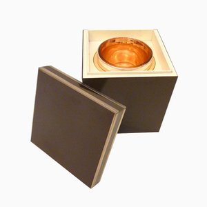 Lacquered Italian Ice Box