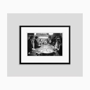 Casino Archival Pigment Print Framed in Black by Phillip Harrington