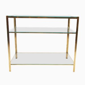 Console Table by Jacques Quinet, 1960s