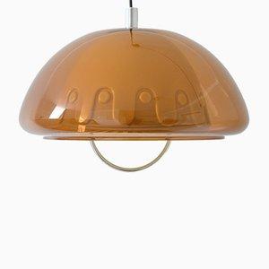 Lampe à Suspension Mushroom Mid-Century de Meblo, Italie, 1960s