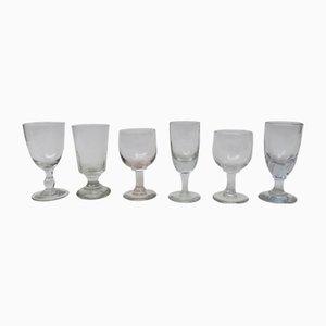 Bicchieri da vino, set di 6