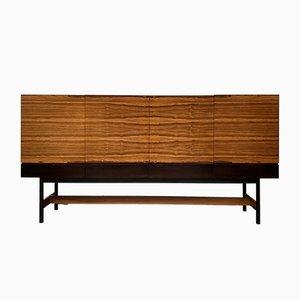 Large Vintage Dutch Rosewood Sideboard by Fristho Franeker, 1960s