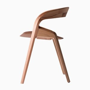 Pris Chair in Jequitibá Wood by Guto Indio Da Costa, Brazil