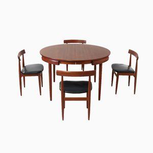 Teak Dining Set by Hans Olsen for Frem Rojle, 1960s