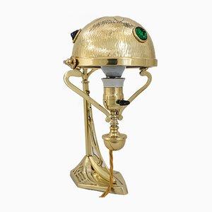 Jugendstil Table Lamp, Vienna, 1909