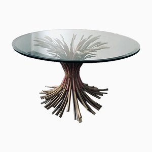 Coco Chanel Style Coffee Table, 1970s