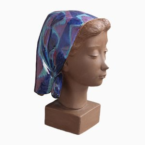 Woman Skulptur von Johannes Hedegaard für Alumina, 1960er