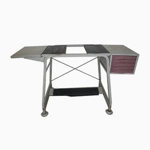 Italienischer Schreibtisch von Olivetti Synthesis, 1960er
